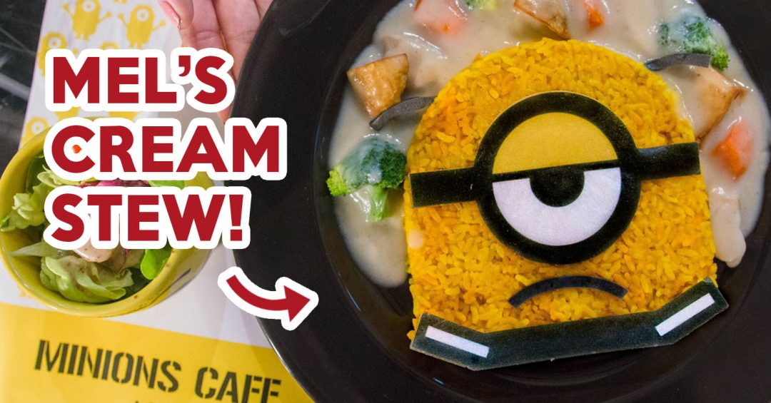 Minion Cafe - Feature Image