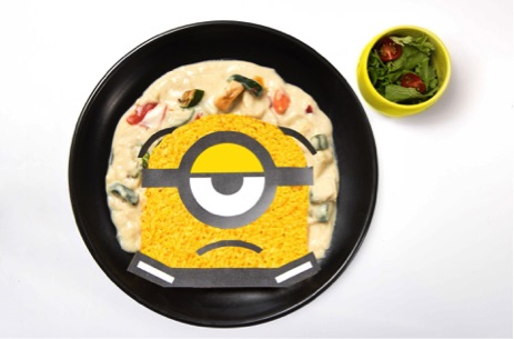 Minions Cafe - Stew