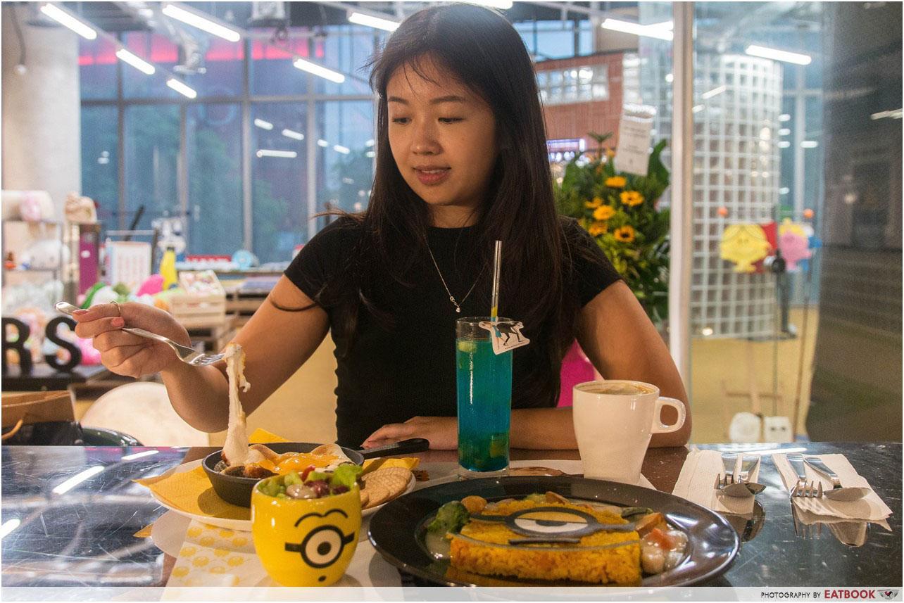 Minions Cafe review - Verdict