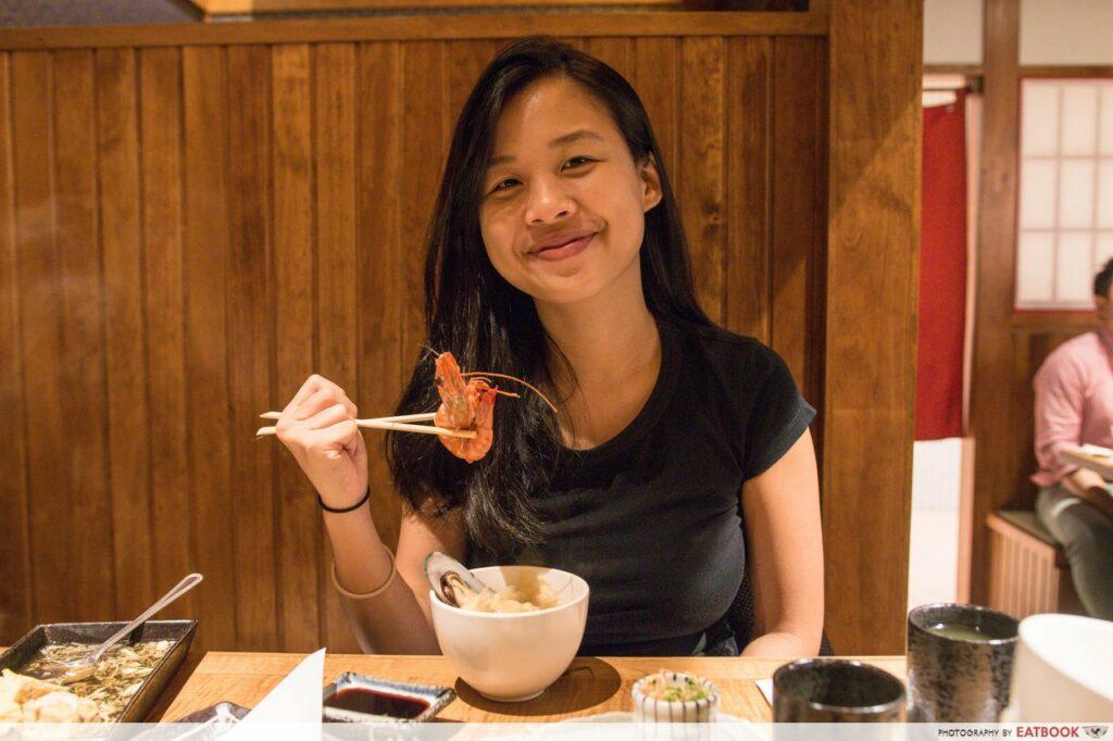 Nadai Fujisoba Ni-Hachi Restaurant Review