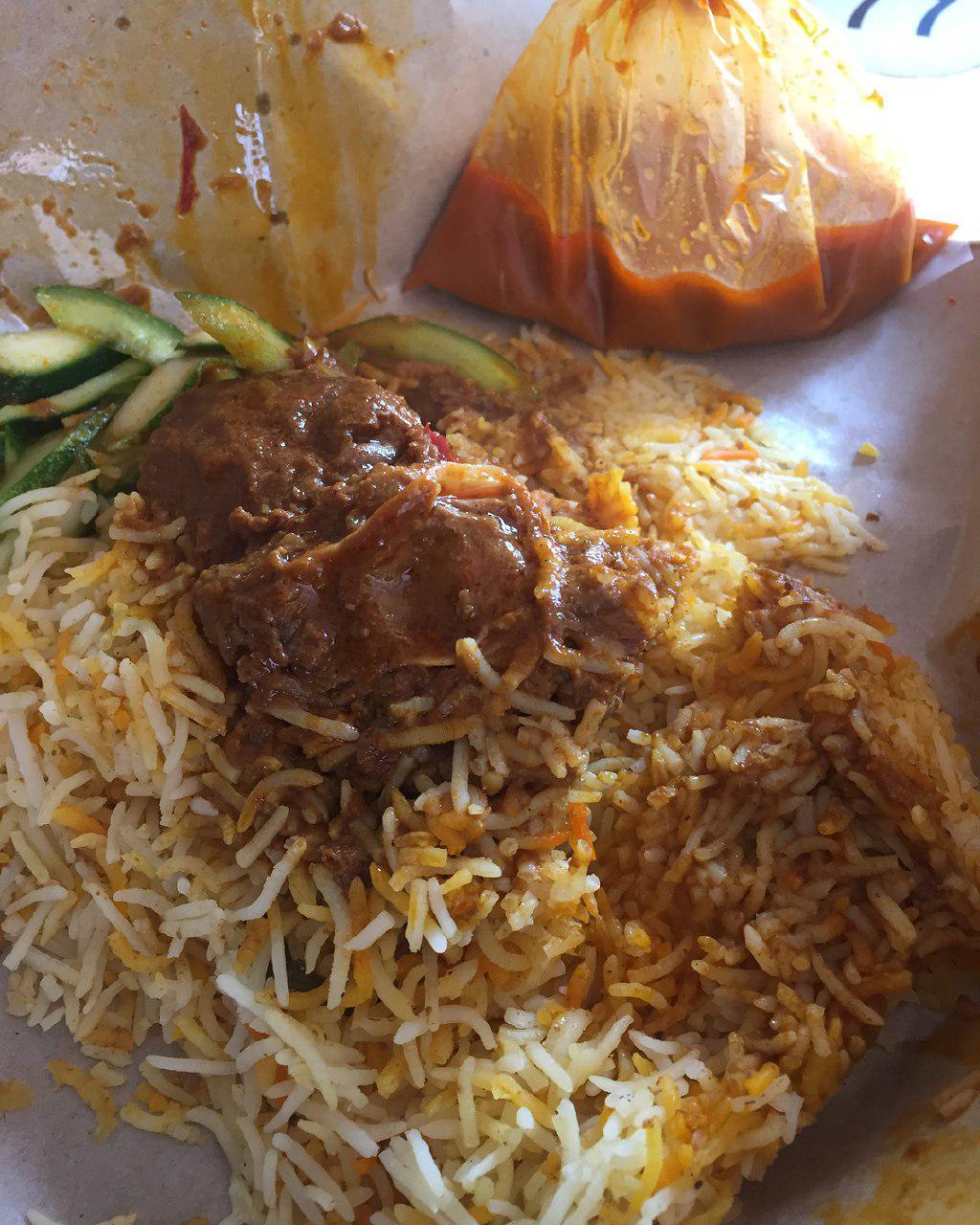 famous Nasi Biryani - Selera Rasa