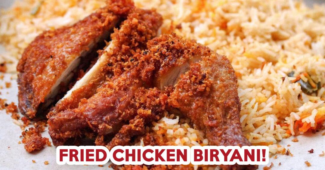 Nasi Biryani feature image