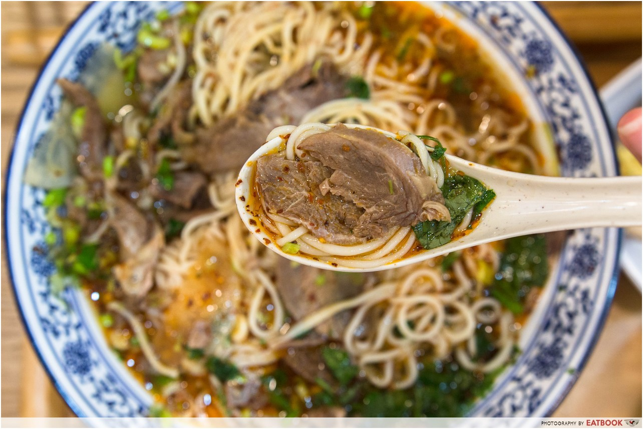 Nuodle- beef and noodles