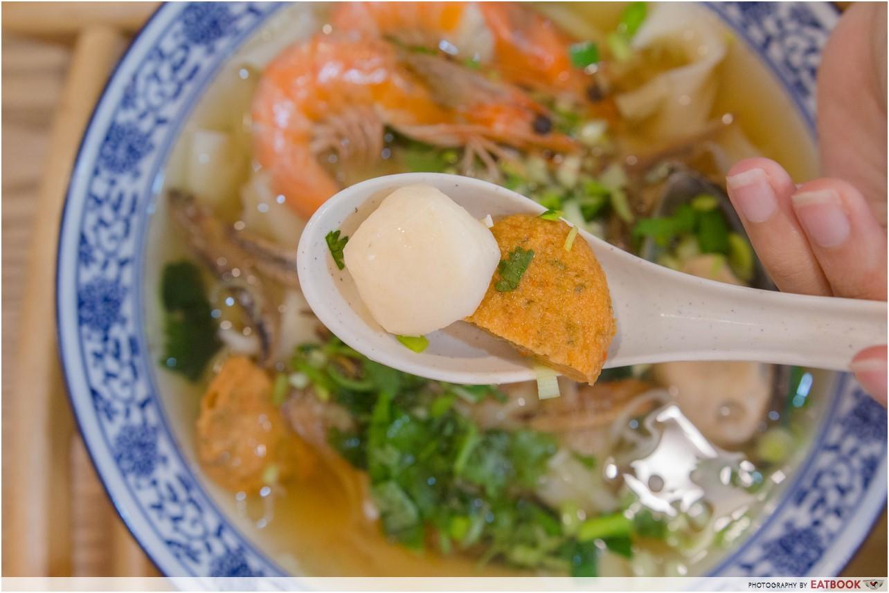 Nuodle- fishball