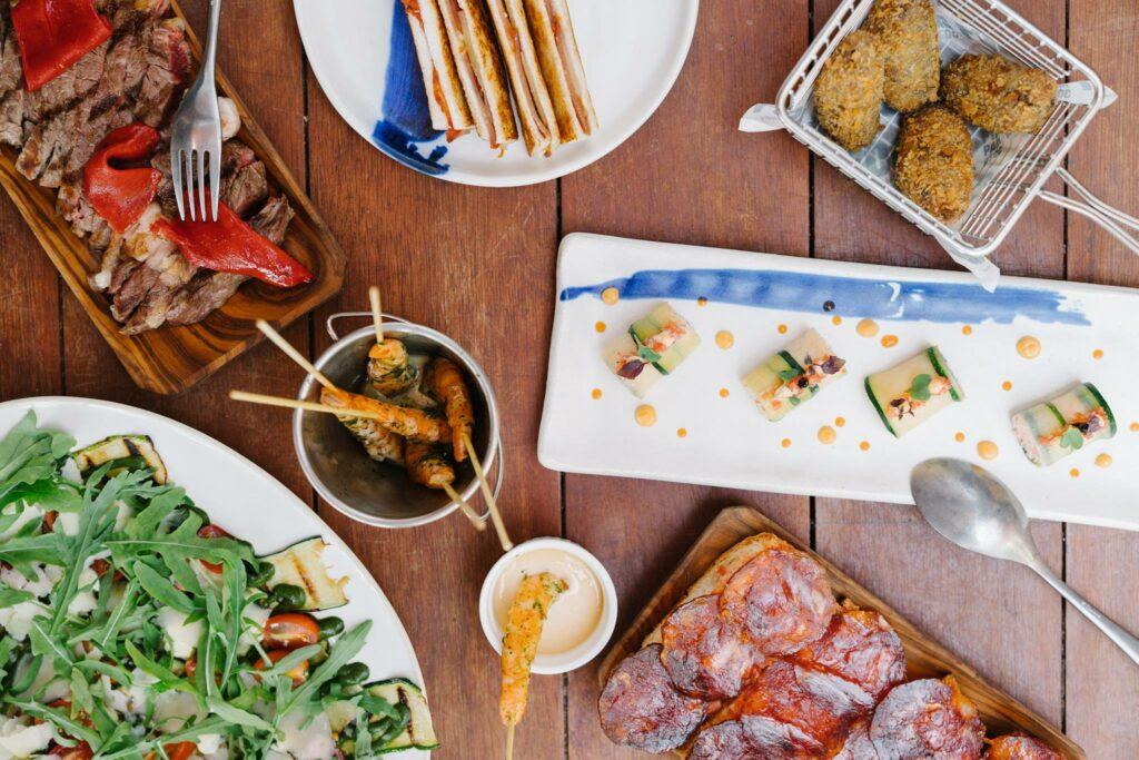 Prettiest Restaurant Storefront UOB YOLO FOC Sentosa