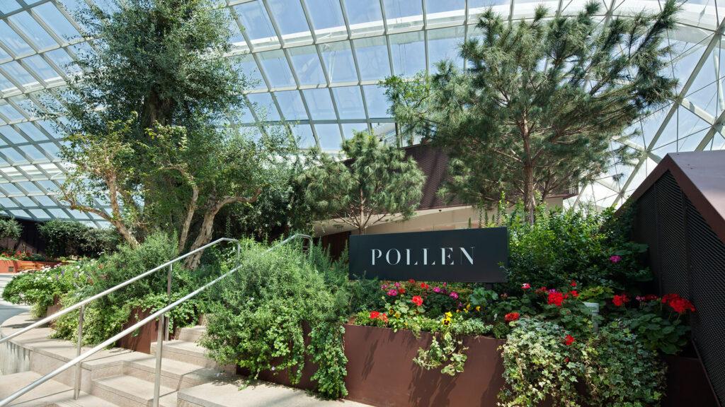 Prettiest Restaurant Storefront UOB YOLO Pollen