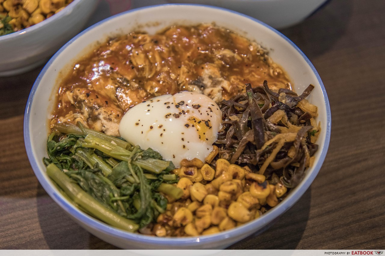 Tasty Street- chicken breast bowl
