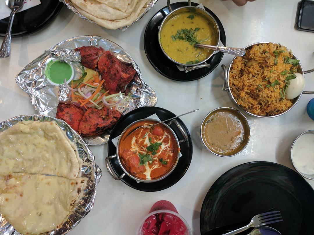 Tmpines East food - Al-Azhar Eating Restaurant