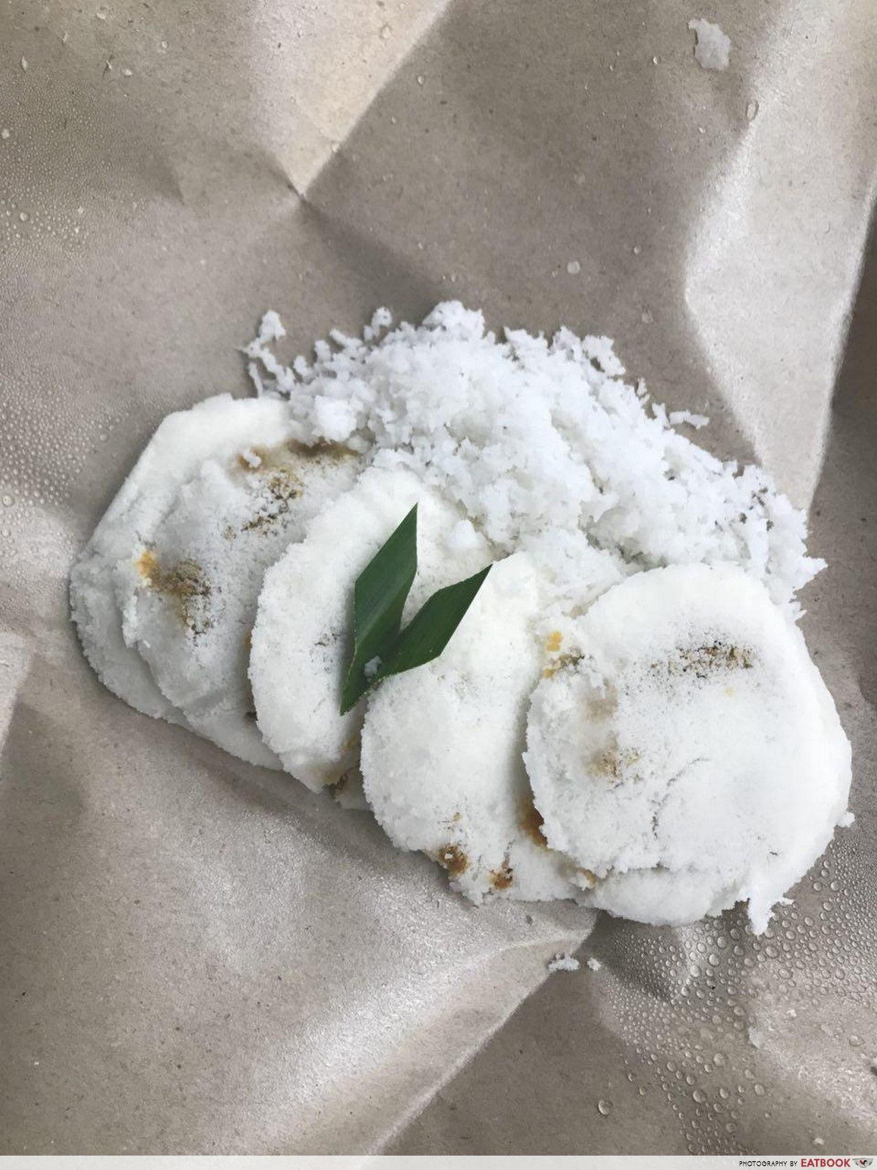 Tmpines East food - Mahabbah Corner