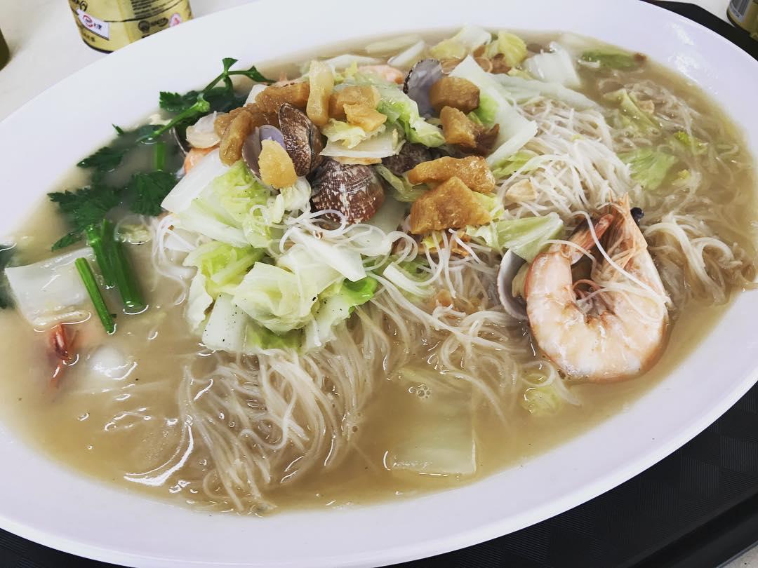 Ubi food - xian seafood