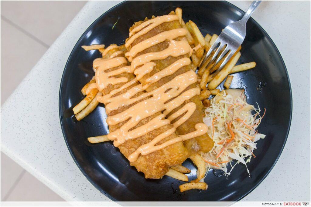 Whathefish! - Cod Fish & Chips