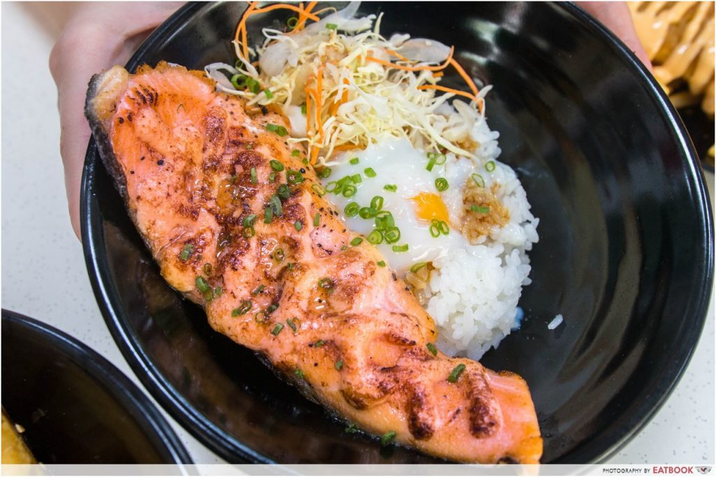 Whathefish! - Mentaiko Salmon