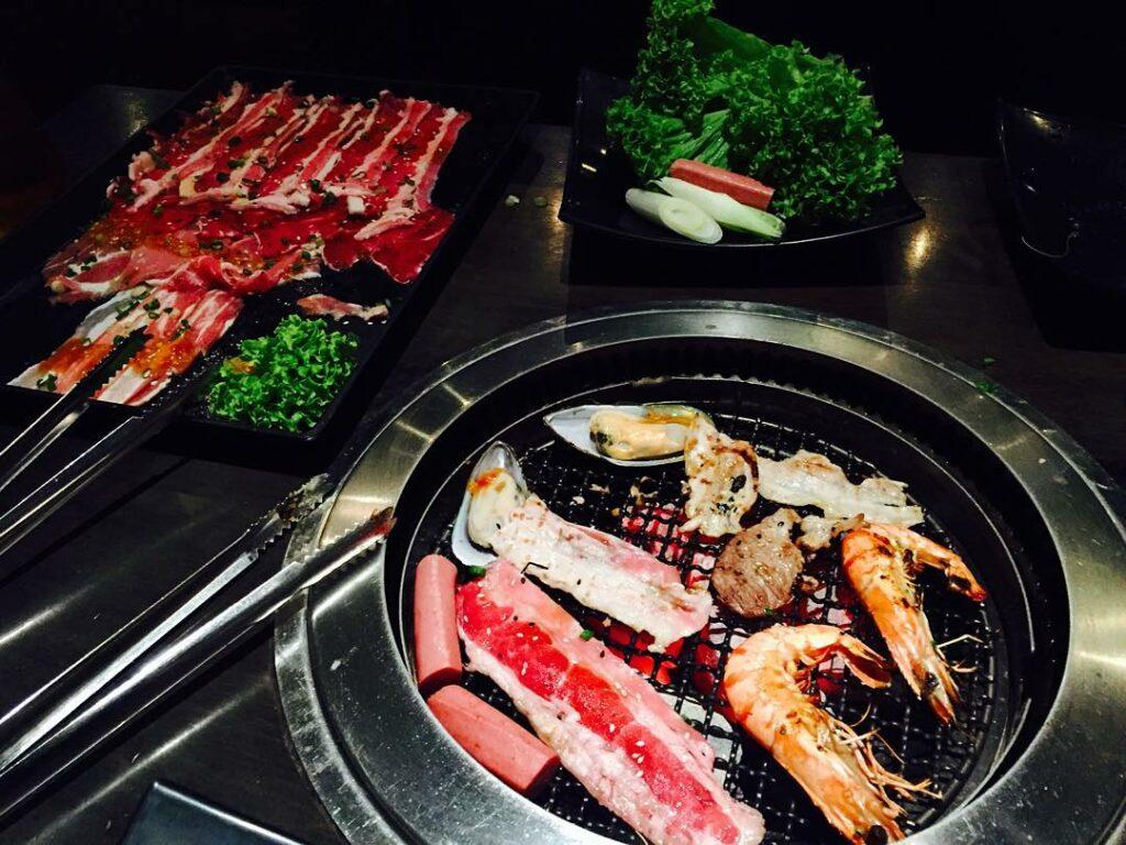cheap student buffets rocku yakiniku