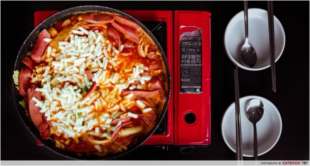 halal Korean food Mukshidonna