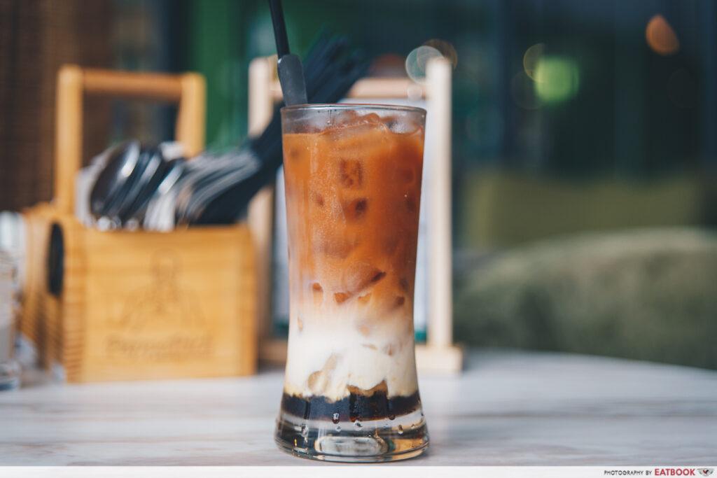 papparich three layer iced tea