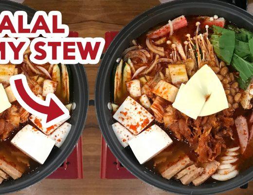 Halal Korean Food