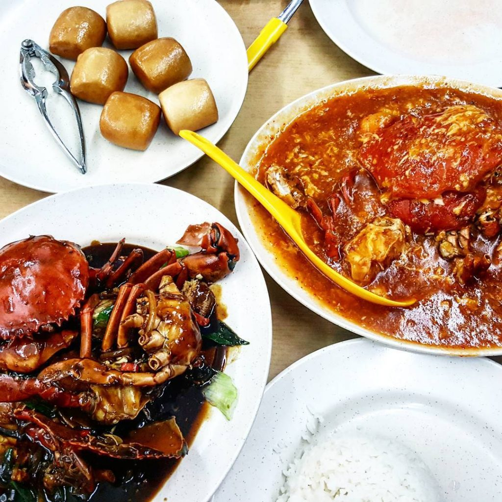 yishun hawker gems - Mr Teh Tahrik Eating House