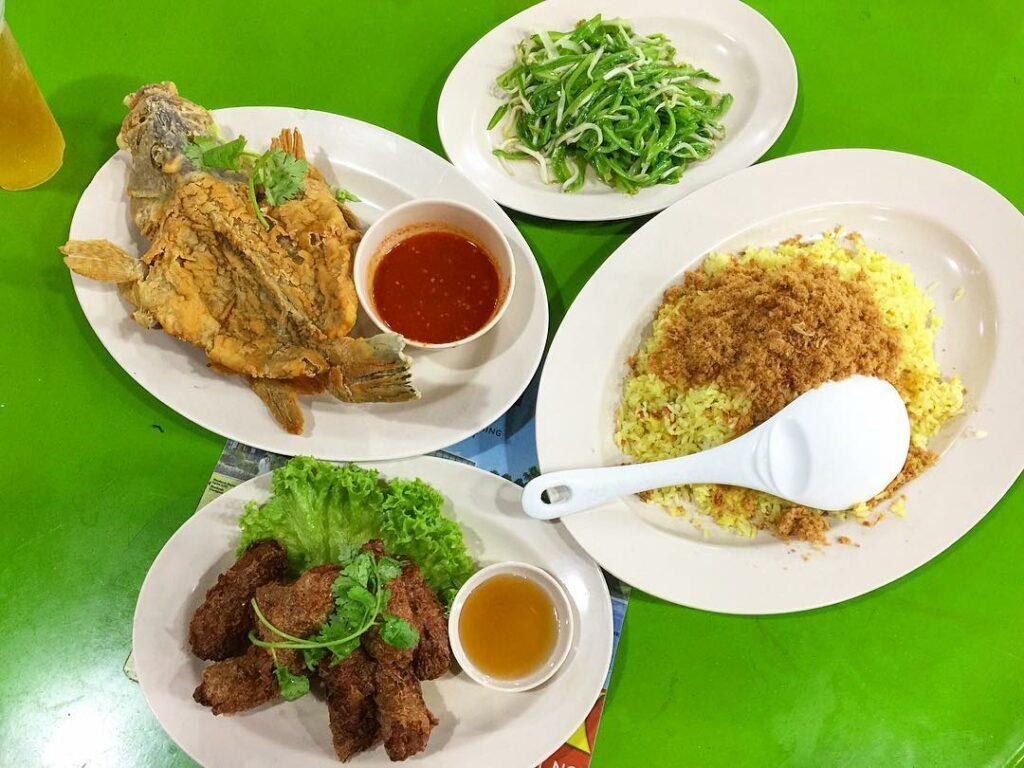 yishun hawker gems - Taste of Thailand