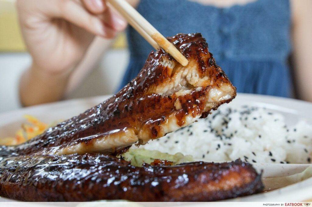 Atas Hawker Food Under $8 - Kazan Japanese Cuisine