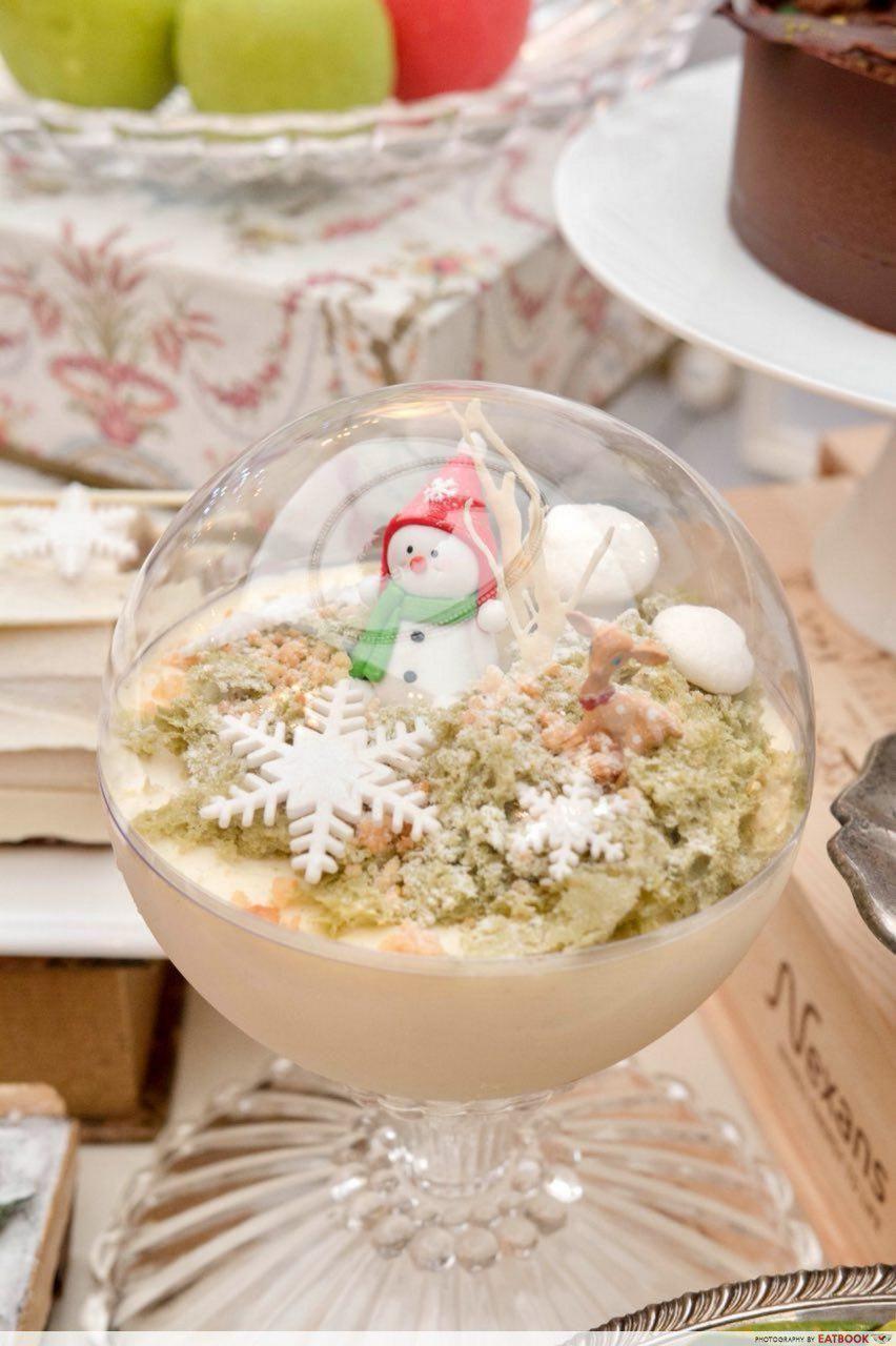 Christmas Potluck - Antoinette