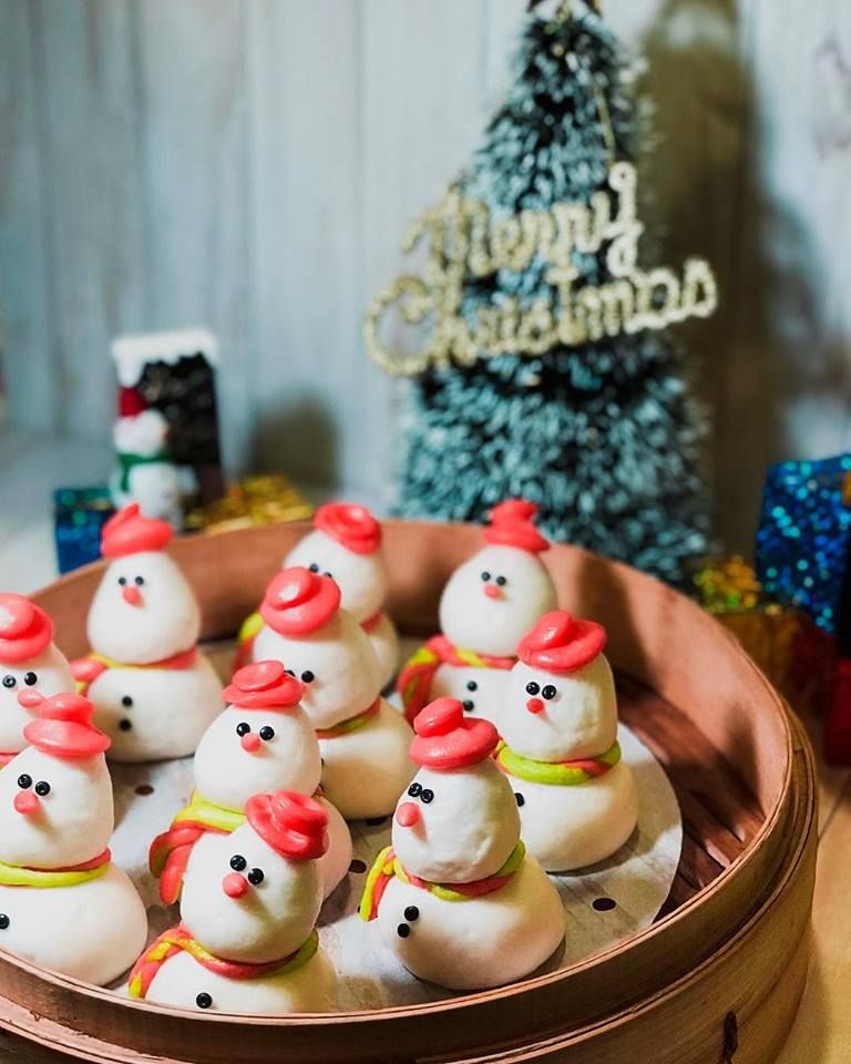 Christmas Potluck.10 Christmas Potluck Spots To Dapao Or Get Food Delivered