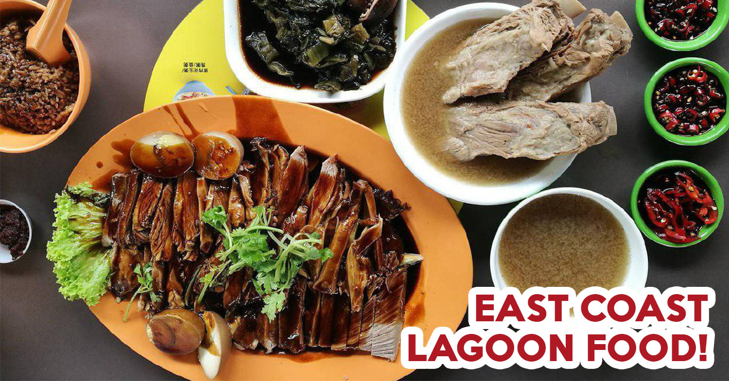 8 east coast lagoon food village stalls to check out for post cycling fuel for Food bar east coast