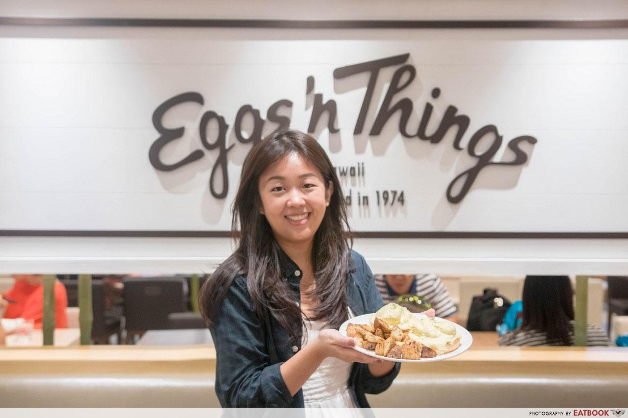 Eggs n Things - Verdict Shot