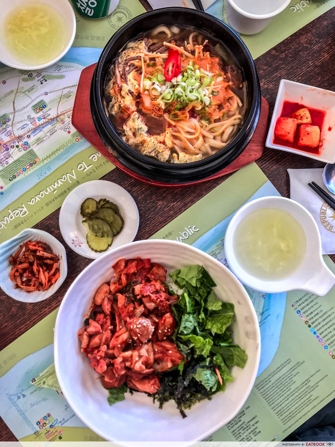 Halal Food places In Seoul  - Asian Family Restaurant