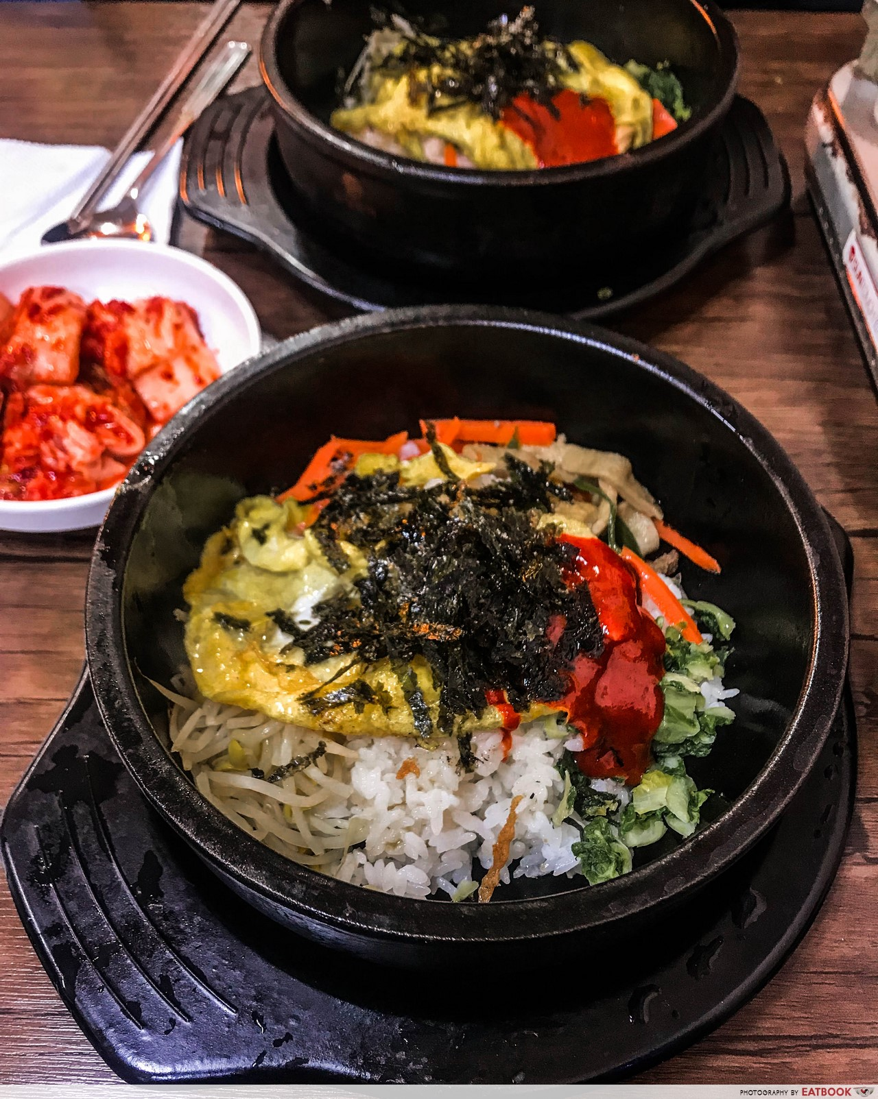 Halal Food places In Seoul - Busan Jib