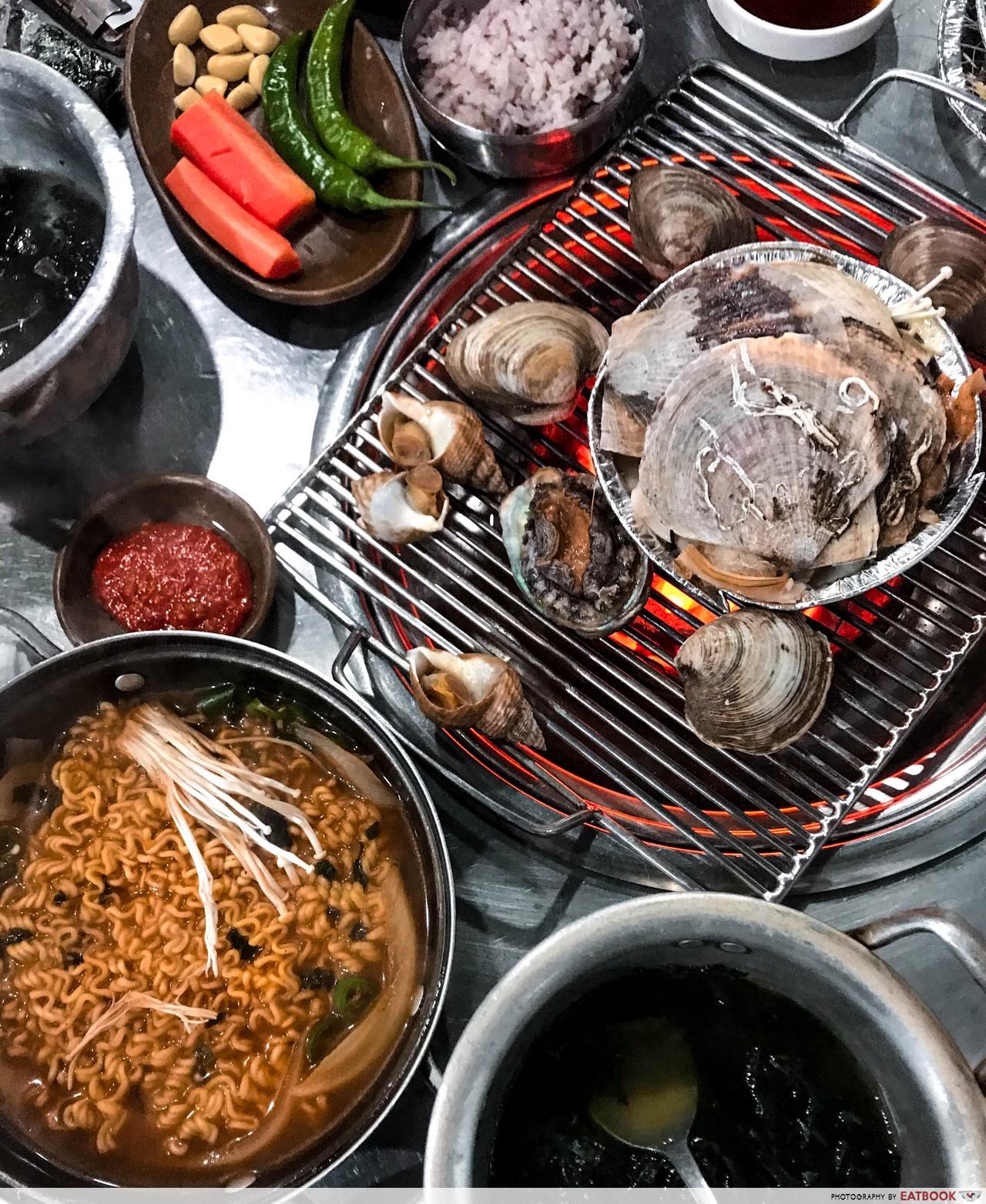 Halal Food places In Seoul - Cheongsapo Suminine