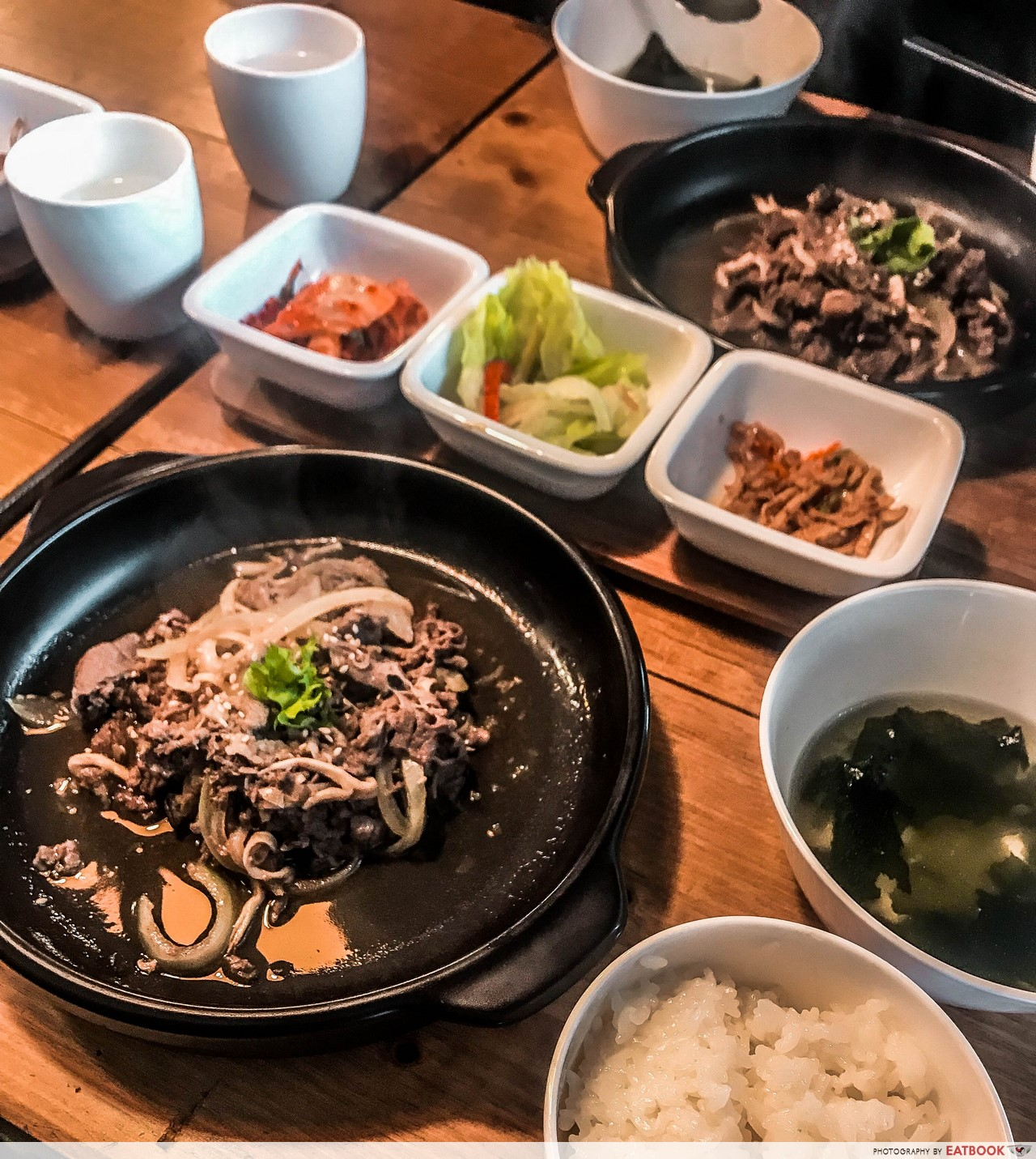 Halal Food places In Seoul - Eid