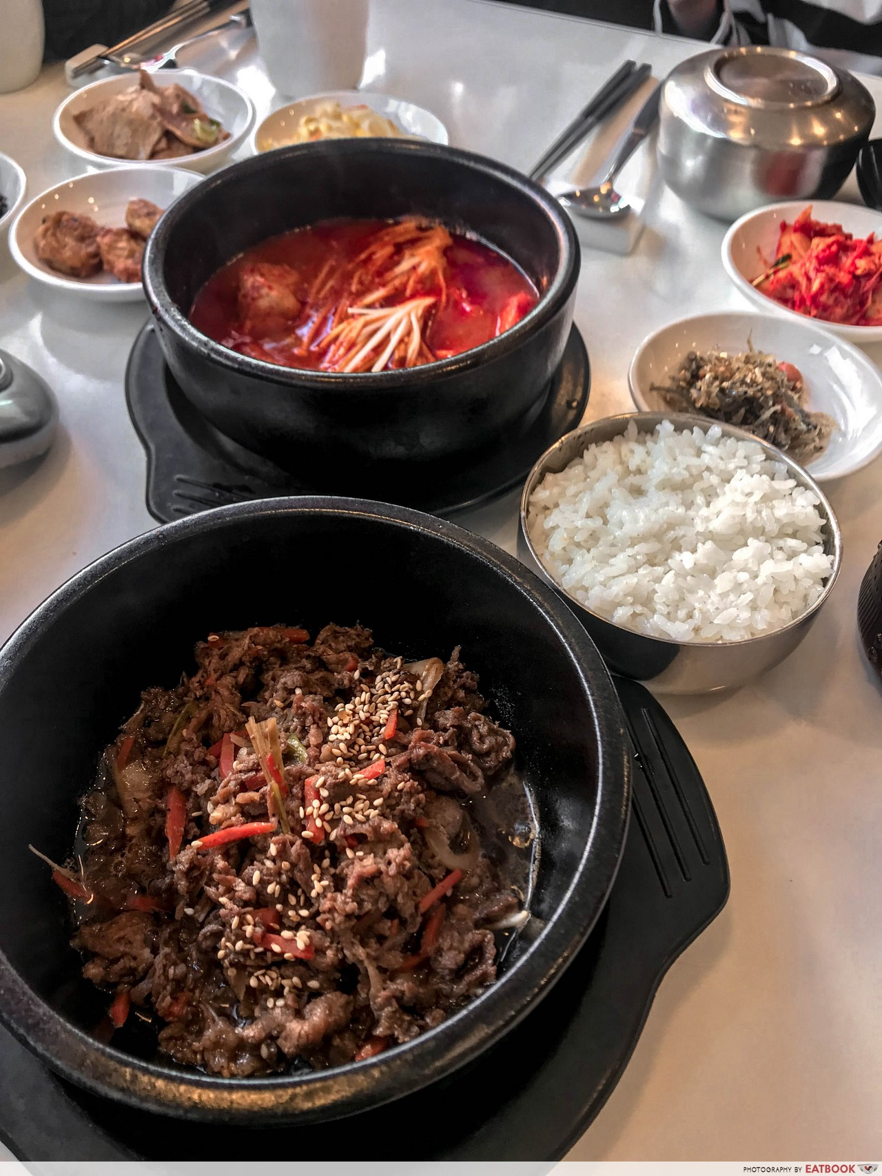 Halal Food places In Seoul - Makan Halal Food Restaurant