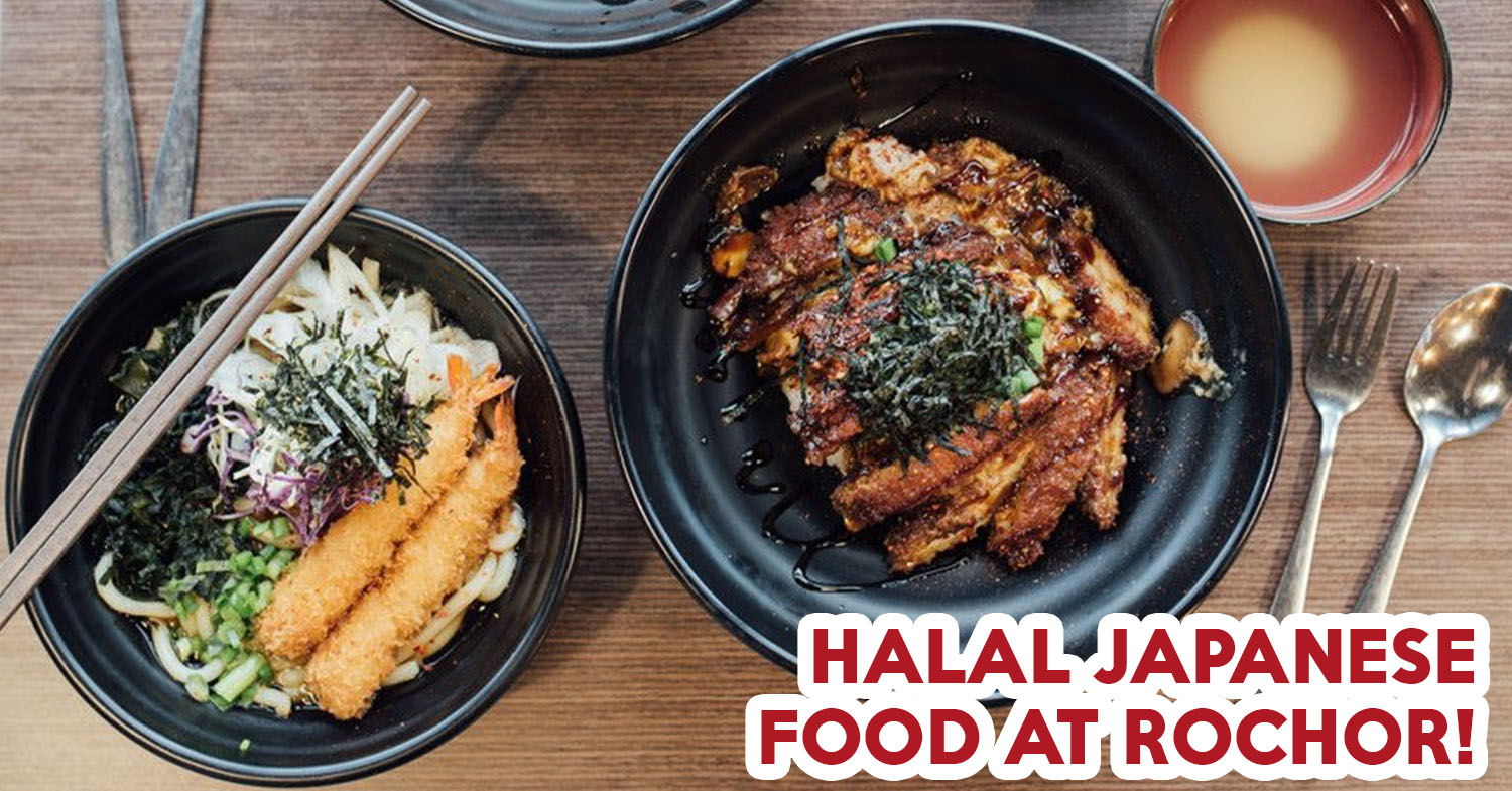 Hanna S Fusion Japanese Review Halal Japanese Restaurant With Free Flow Miso Soup And Green Tea Eatbook Sg New Singapore Restaurant And Street Food Ideas Recommendations
