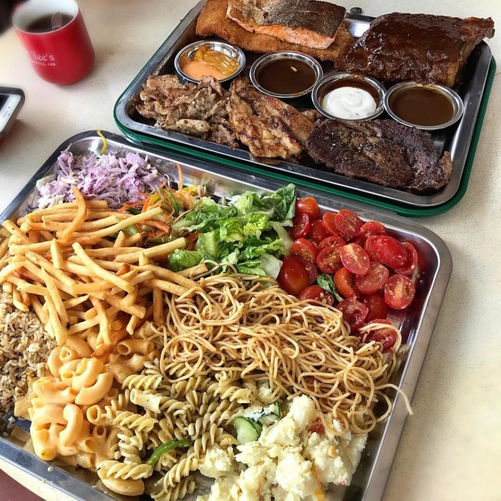 Hawker Meat Platters - Chops Grill and Sides