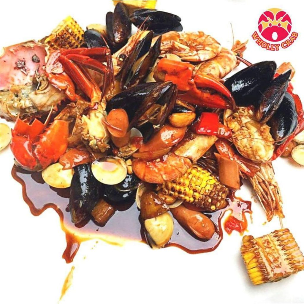 Hawker Meat Platters - Wholly Crab