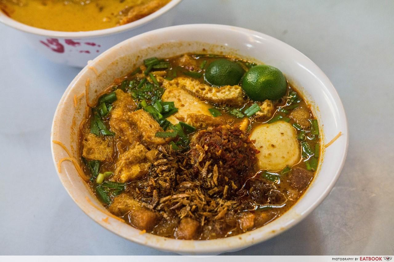 Jia Xiang Mee Siam - Mee Siam Focus