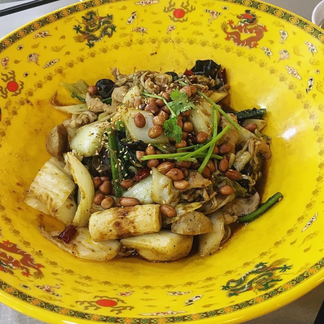 Ma la - Shan Ji Fragrant Hotpot