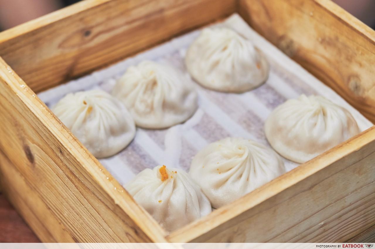 Master Wang - Crab Roe Xiao Long Bao 2