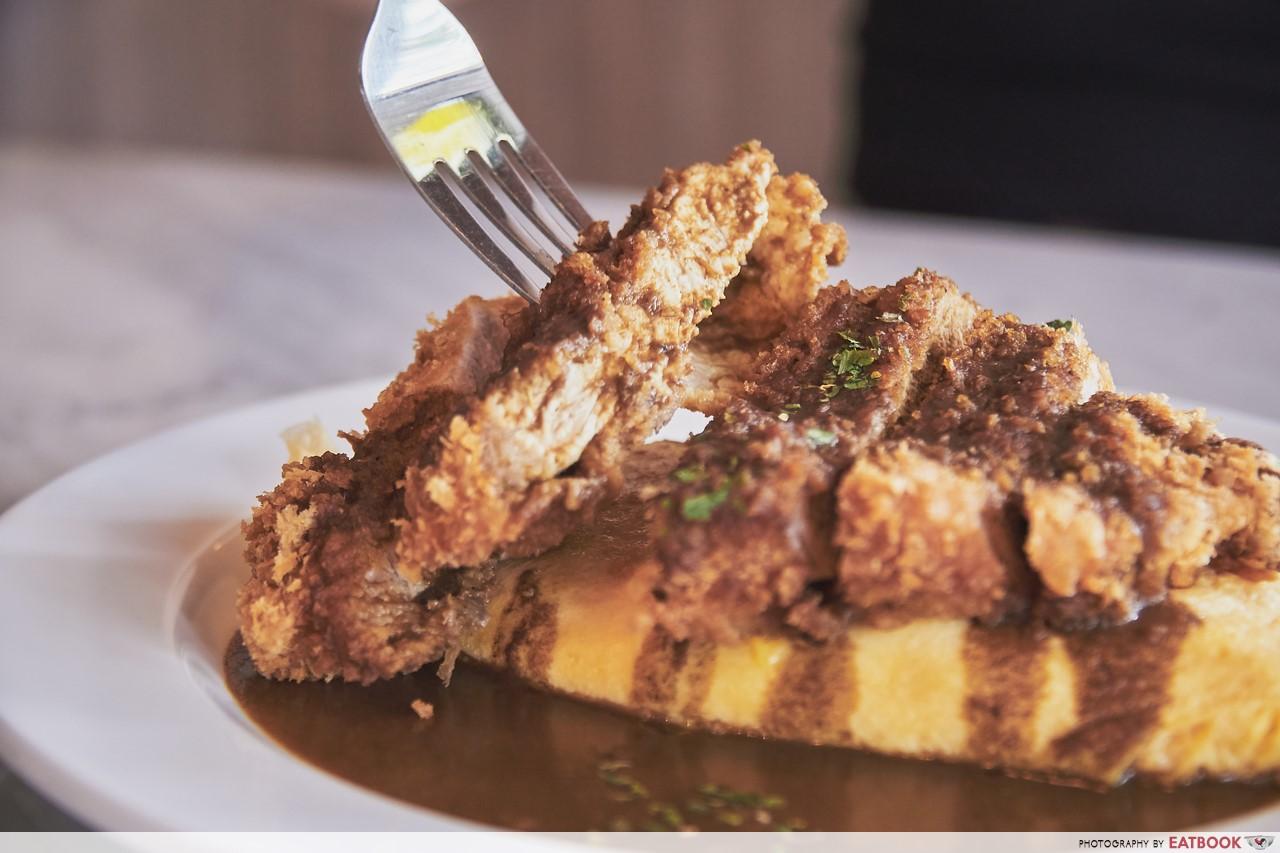 Omu - Curry Omurice Pork
