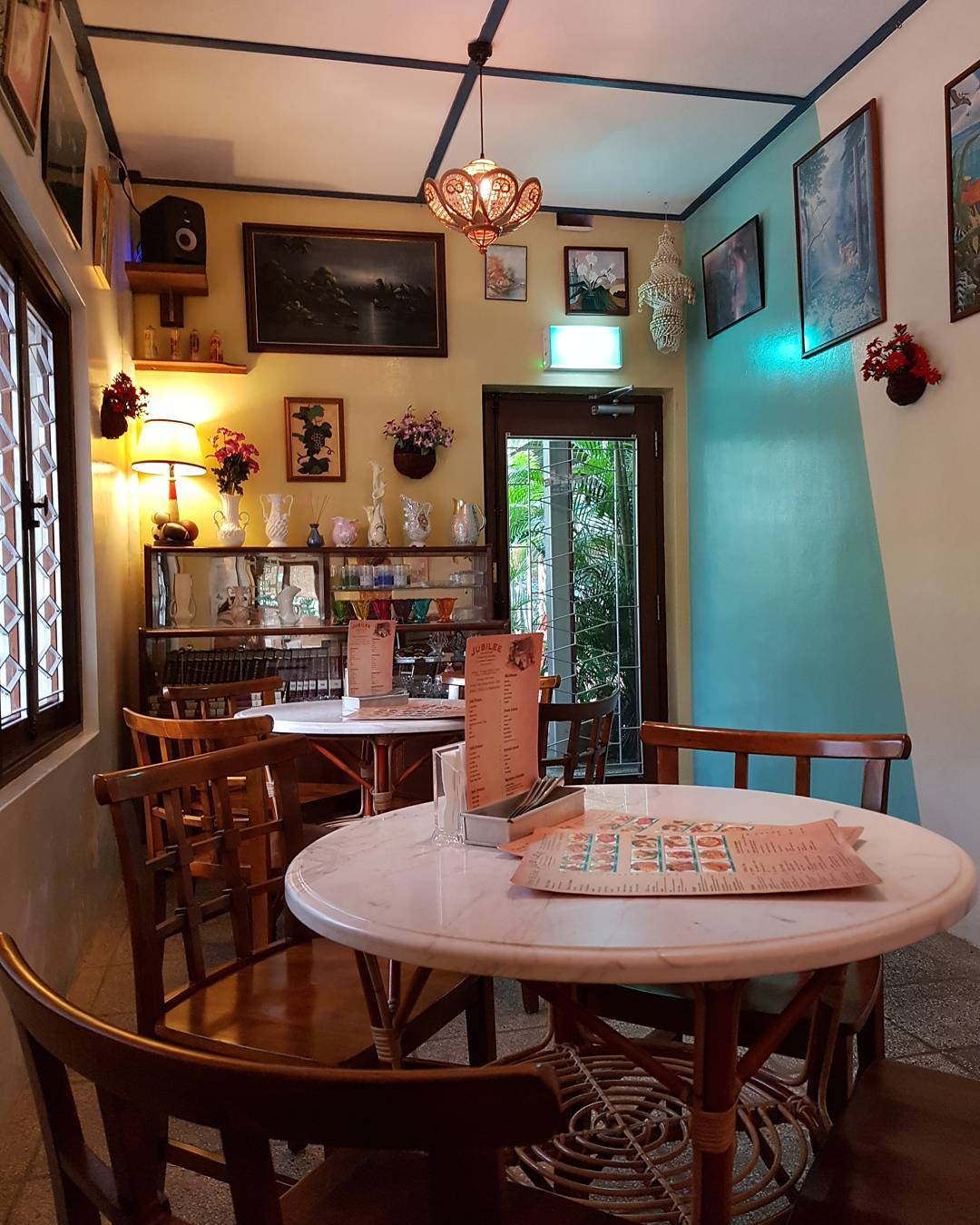 Rustic cafes - jubilee cafe