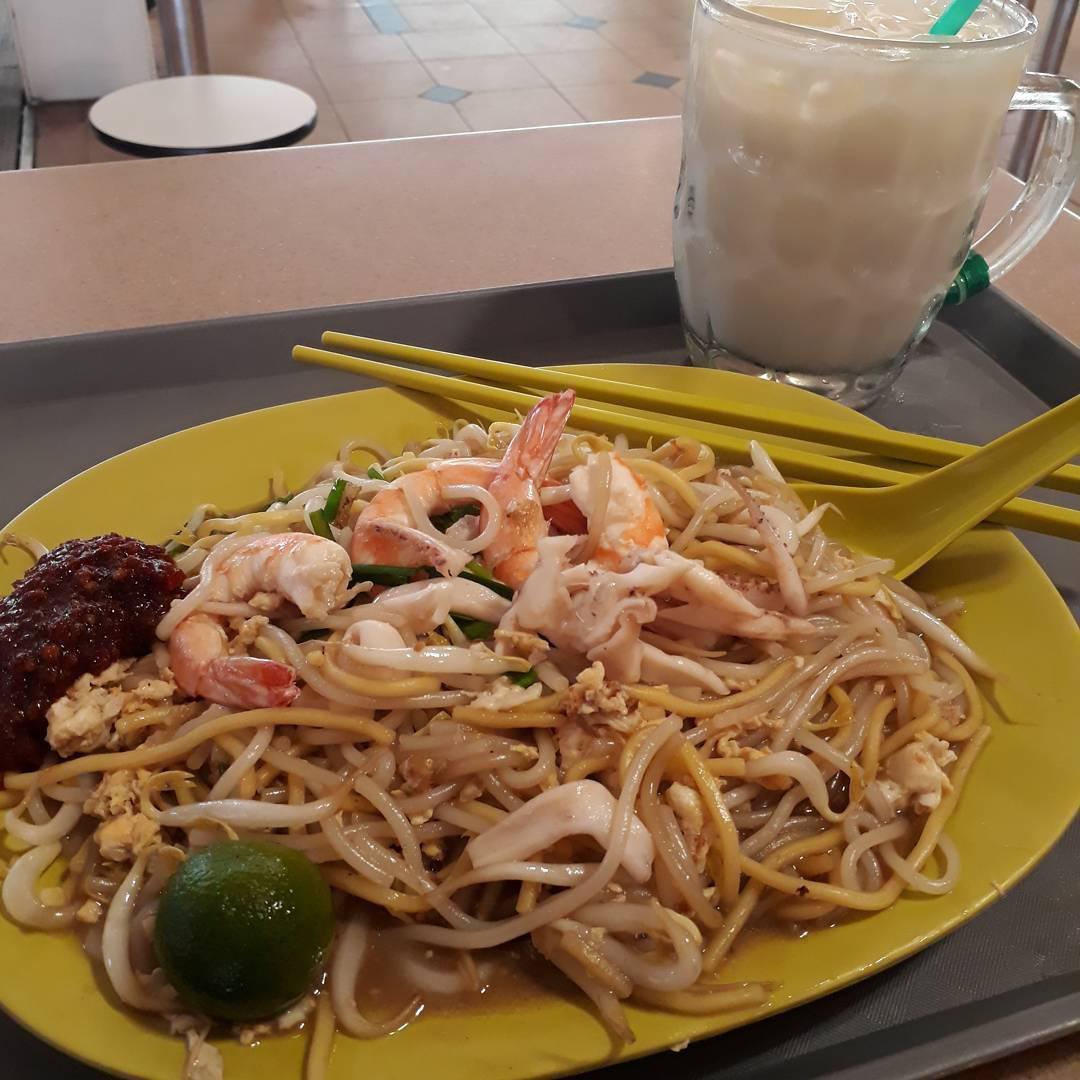 Seah Im Food Centre - Cheng Ji Chao Xia Mian Hao Jian