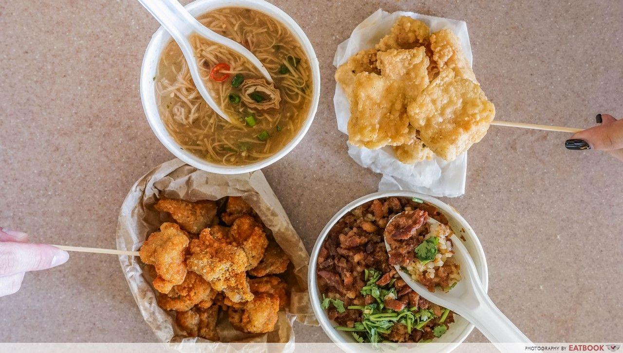 Seah Im Food Centre - Eat 3 Bowls