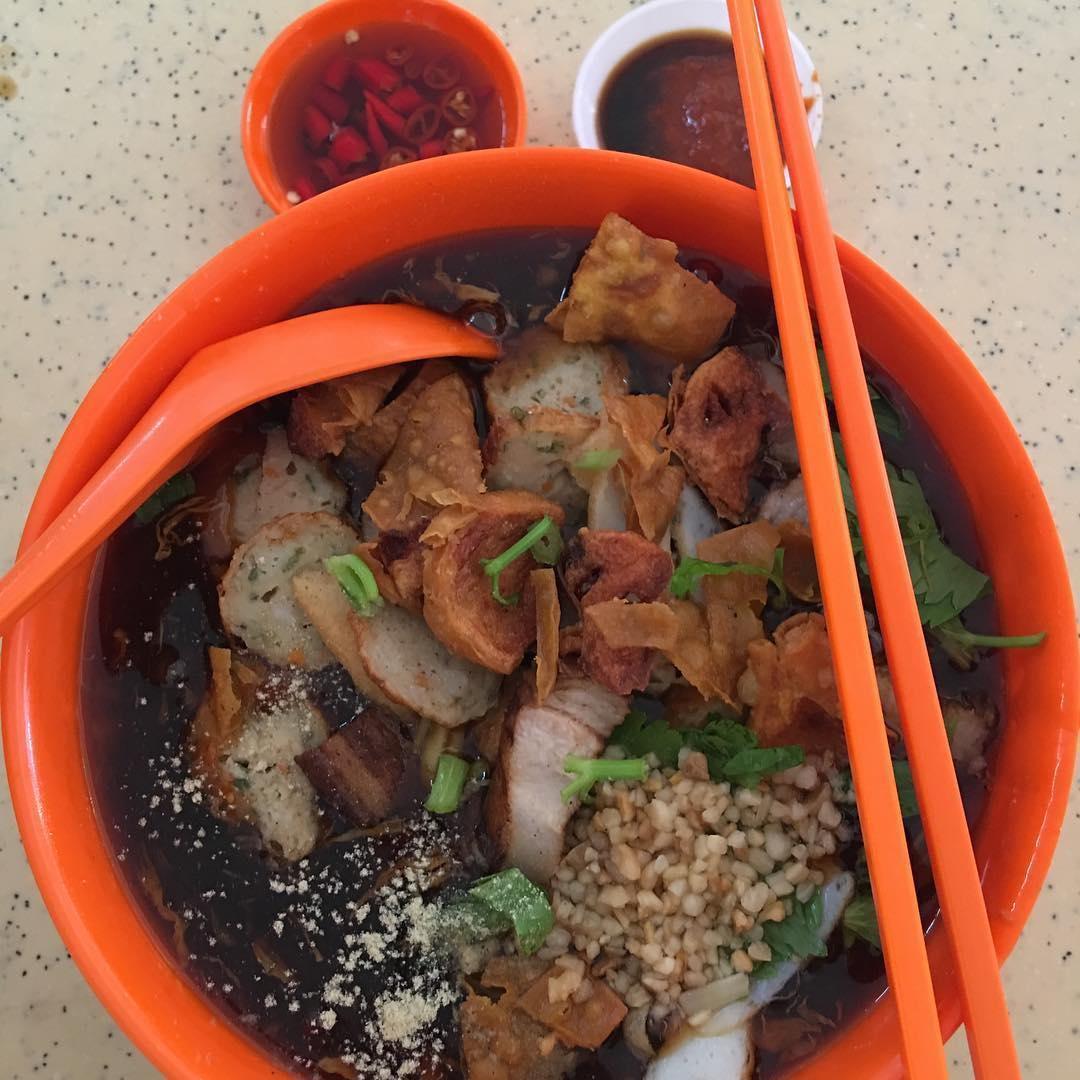 Seah Im Food Centre - Shi Ji Noodle Stall