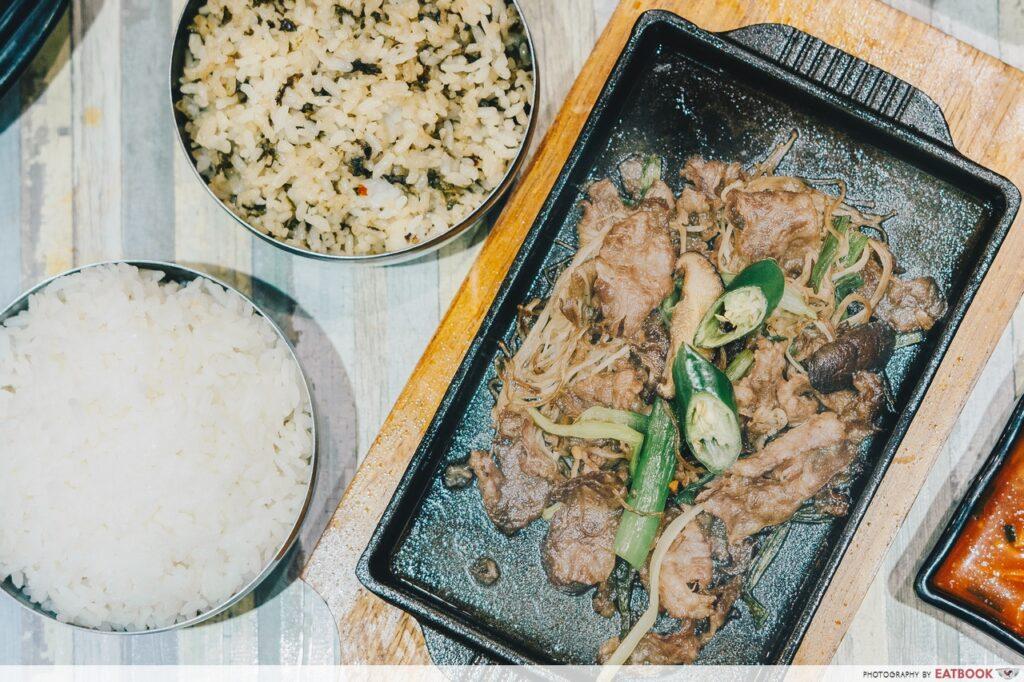 Seoul Garden HotPot Wagyu Grilled Promotion