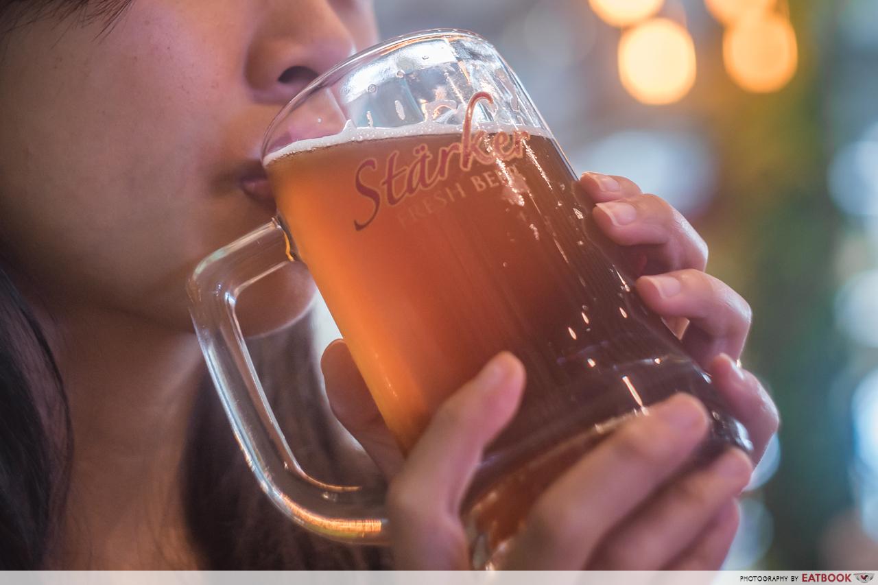 Starker - new ale