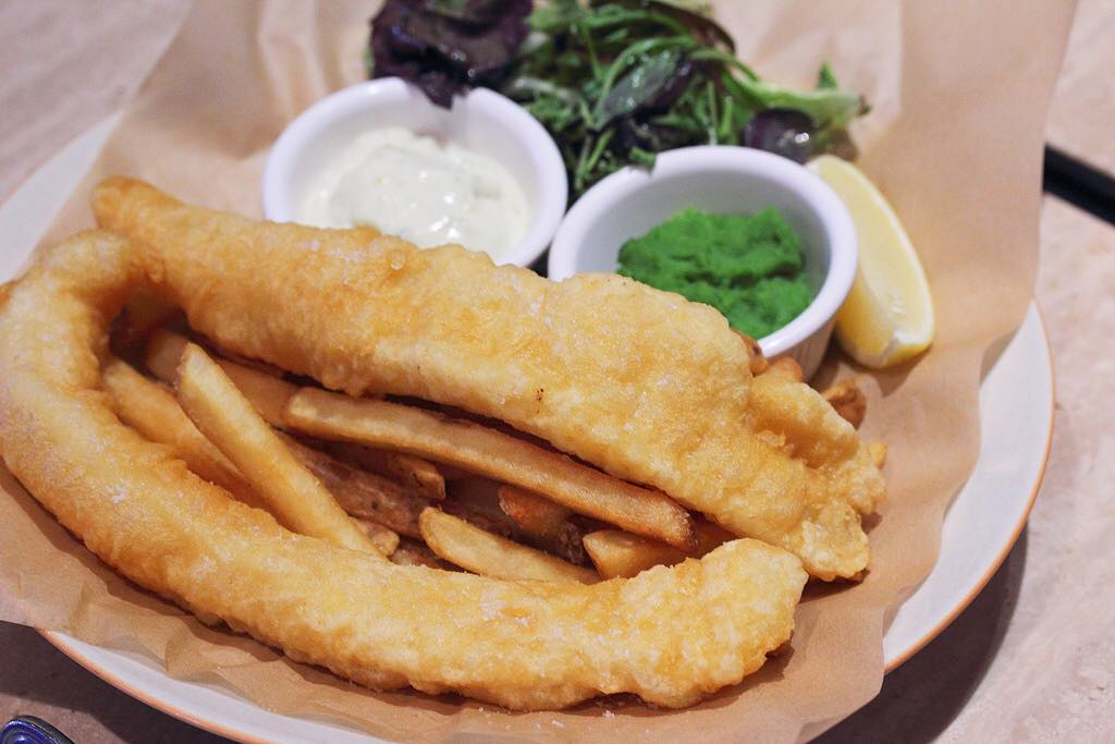 Unique fish and chips- District 10-min