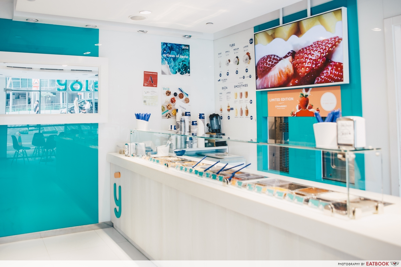 Yole - new counter