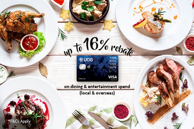 bangkok restaurants UOB YOLO card