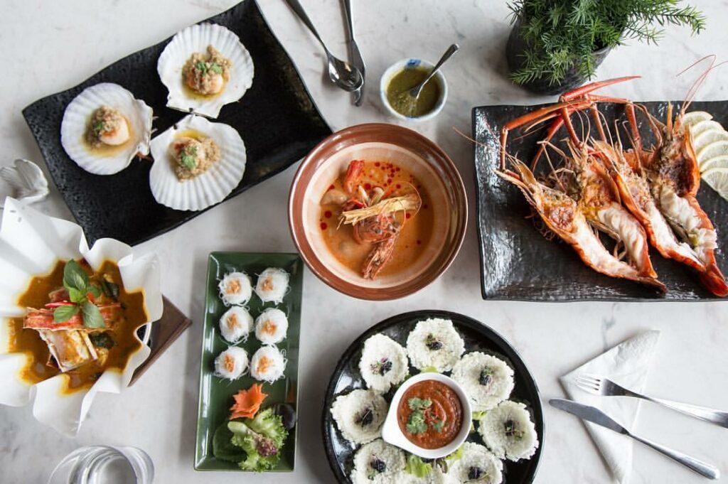 bangkok restaurants Vivarium