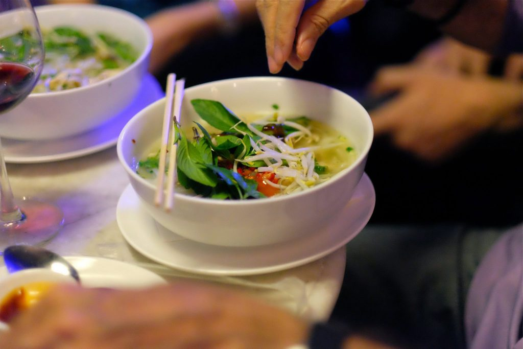 bangkok restaurants smalls pho night